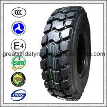 13r22.5 Big Block Pattern Radial Truck Tyre in Western Africa