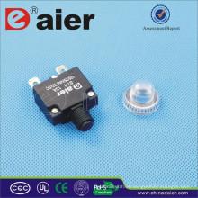 Daier Mini Circuit Breaker WPC-20 Tipo transparente Cubierta de plástico