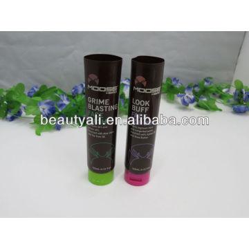 plastic silk screen cosmetic tubes