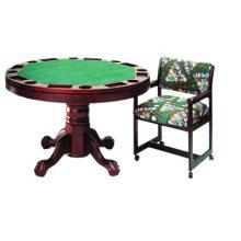 Mesa nova do póquer do estilo (PT-10)
