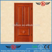 JK-w9212 Горячая продажа стеклянная деревянная дверь