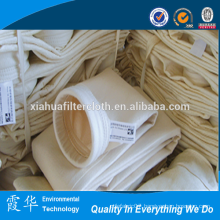 Water and oil repellent filter bag for air conditioner