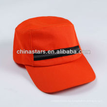 Tapa reflectante naranja de alta visibilidad