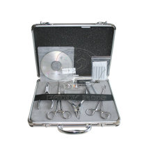 Corpo de aço inoxidável 316L alta qualidade Piercing Tool Kit