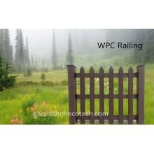 Древесины, лесоматериалов, как доказательство воды продукты WPC сад использовать Патио WPC забор