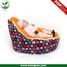 Encantador interior y exterior uso baby bean bolsa sillas, bolsas de frijol infantil