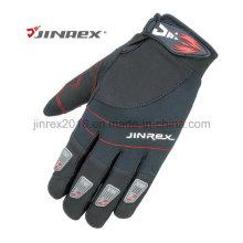 Full Finger Radfahren Fahrrad Padding Fahrrad mit Gürtelschnalle Sport Handschuh