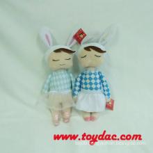 Plush Cloth Cartoon Rabbits