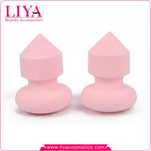 Latex Kosmetik Werkzeuge rosa Make-up Schwämme
