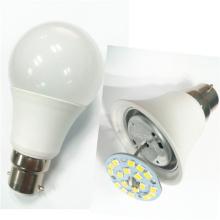 Peças de bulbo LED de melhor qualidade 3W / 5W / 7W / 9W / 12W em SKD