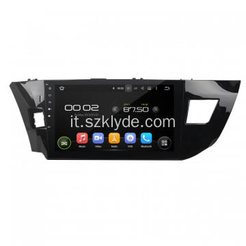 Car Video Player per Toyota LEVIN