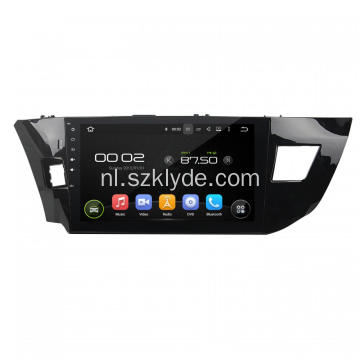 Car Video Player voor Toyota LEVIN