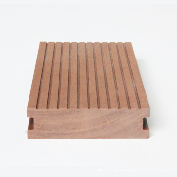 WPC poland recycled plastic lumber composite decking