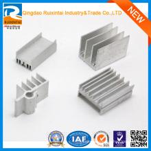 Radiador de alumínio com tamanho diferente