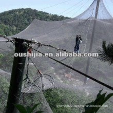Very popular stainless steel aviary mesh