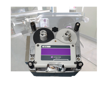 Automatic date code printing machine 32mm printhead batch number expiry date coding machines markem 8018 printer