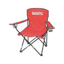 cadeira de praia dobrável com bolsa de transporte