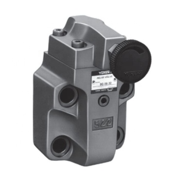 Yuken Series BT BG Type Pilot relief valve