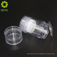 Kosmetik-Twist-up-Deo-Behälter verdrehen Kunststoff-Gel-Stick für die Körperpflege