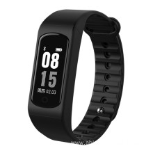 Smart Wristband Sport Monitor Watches Men Women Soft Silicone Strap(fanzhiyi)