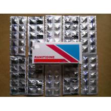 Gute 150 mg Ranitidin-Hydrochlorid-Tabletten / Ranitidin-Hydrochlorid-Kapseln