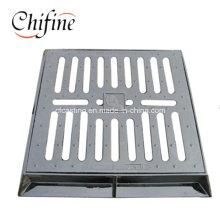 Customized Cast Ductile Iron Manhole / Sewage Cover