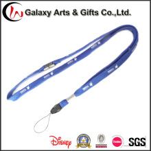 Cordones tubulares personalizados Material poliéster para teléfono móvil