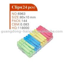 Kunststoff-Clips zum Verkauf
