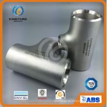 Tubería de acero inoxidable, igual que la T de ANSI B16.9 (KT0347)
