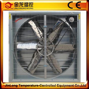 Ventilador de extracción Jinlong para equipos avícolas / Granja de ganado / Casa de cerdo