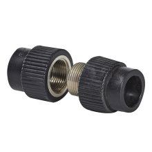 Manufacturer Supplier Hdpe  Water Female Thread Equal Coupling  Pipe Fittings
