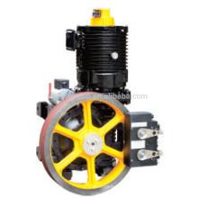 Elevador máquina de tracción sin engranajes-Elevador máquina de tracción