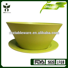 recycled biodegardable eco fruit bowl