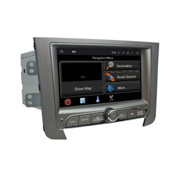 Android Car Dvd Player Deckless SsangYong REXTON 2014