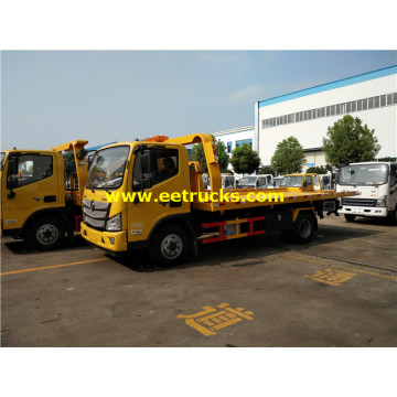 Foton 5 Ton Flatbed Rescue Vehicles