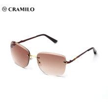 2AJ10009 Cramilo free style oversized rimless eyewear