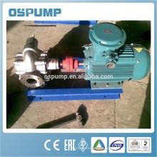screw engine oil fuel gear pump
