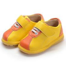 Baby Boy Gelbe Schuhe Kleinkind Junge