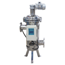 Pressure Differential Control Self-Cleaning Brush Filter for Cooling Tower