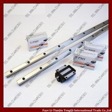 Bloque de rodamiento lineal PMI MSA25E, MSA25LE