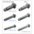 Expansion Bolts for Hollow Structural Steel Sections