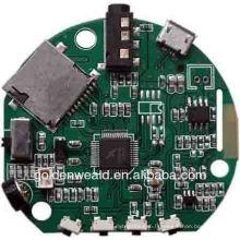 Assemblée électronique de carte PCB d'Assemblée de carte PCB d'assemblée de carte PCB FR4 PCBA DVD