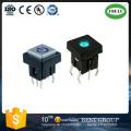 Interruptor iluminado con microinterruptor de 10 * 10 mm (FBELE)