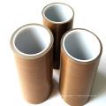 Бревенчатый рулон Высокая термостойкость Коричневая лента PTFE