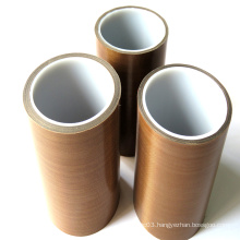 Log roll High temperature resistance Brown PTFE Tape