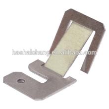Dry cleaning equipment metal sheet stamping shrapnel