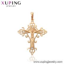 33604 xuping Diseños colgantes religiosos de la moda de la lámpara de lujo