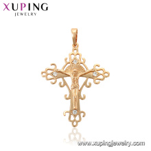 33604 xuping Lustre de luxe mode religieux pendentif designs