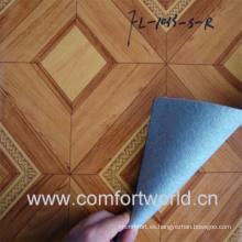 Suelo de PVC con Non-woven