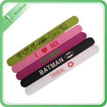 Unique Activity Souvenirs PVC Material Funny Ppq Bracelet Wristbands for Kids